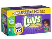 Luvs Size 6 Ultra Leakguards Diapers - 112 Count