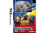 Kung Zhu with Tull Hamster for Nintendo DS #zMC