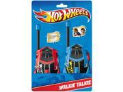 Hot Wheels Molded Walkie Talkies