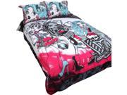 Monster High Full Comforter Set