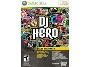 DJ Hero for Xbox 360 Software Only #zMC