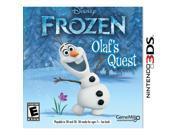 Frozen: Olaf's Quest for Nintendo 3DS