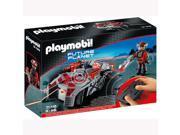 Playmobil Dark Rangers' Explorer with IR KO Cannon #zNI