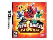 Power Rangers Samurai for Nintendo DS