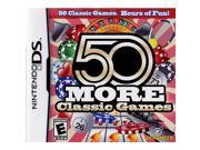 50 More Classic Games for Nintendo DS