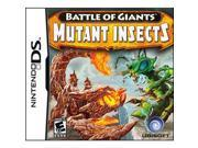 Battle of Giants: Mutant Insects for Nintendo DS