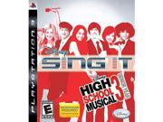 Disney Sing It: High School Musical 3 for Sony PS3 Software Only