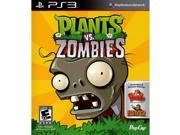 Plants VS. Zombies for Sony PS3