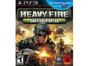 Heavy Fire Shattered Spear for Sony PS3