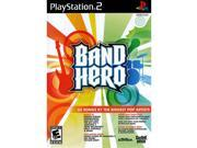 Band Hero Software for Sony PS2