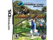 Frisbee Sports: Ultimate & Golf for Nintendo DS