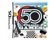 50 Classic Games for Nintendo DS