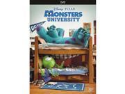 Monsters University DVD