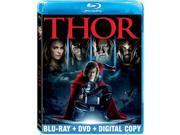 Thor Blu-Ray Combo Pack Blu-Ray/DVD/Digital Copy