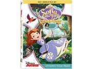 Sofia The First: Ready To Be A Princess DVD and Dress-Up Play Set