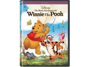 The Many Adventures of Winnie the Pooh: 35th Anniversary Edition DVD