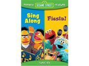 Sesame Street: Fiesta & Sing Along CD