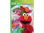 Sesame Street: Dinosaurs DVD
