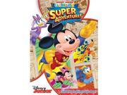 Mickey Mouse Club House: Super Adventure DVD