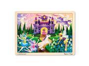 Melissa & Doug Jigsaw Puzzle 48-Piece - Fairy Fantasy