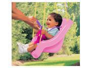 Little Tikes 2-in-1 Snug 'N Secure Swing - Pink