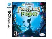 Disney Princess and the Frog for Nintendo DS