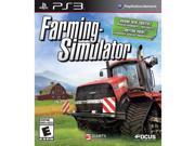 Farming Simulator for Sony PS3
