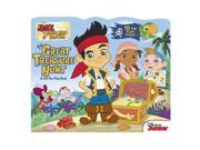 Jake & the Neverland Pirates: The Great Treasure Hunt: A Lift-the-Flap Book