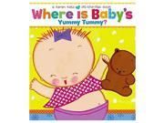 Where Is Baby's Yummy Tummy Book