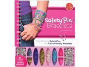 Safety Pin Bracelets Book Kit