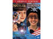 Matilda and Pippi Longstocking Double Feature DVD
