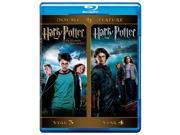 Harry Potter Double Feature: Years 3 & 4 - Blu-Ray
