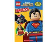 LEGO DC Universe Super Heroes Handbook With Poster