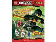 LEGO Ninjago Collector's Sticker Book