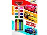 Cars: Shifting Gears Paint and Color Book