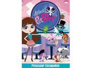 Littlest Pet Shop: Pet-Tacular Escapades DVD