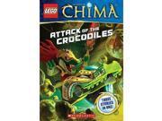 LEGO CHIMA Attack of the Crocodiles Book