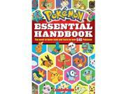 Pokemon Essential Handbook: The Need To Know Stats & Facts on Over 640 Pokemon