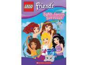 LEGO Friends: Lights, Camera, Girl Power Book