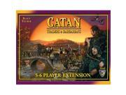 Settlers of Catan: Traders and Barbarians Extension
