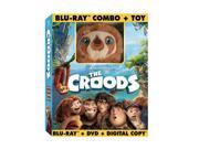 The Croods Blu-Ray Combo Pack Blu-Ray/DVD/Digital Copy