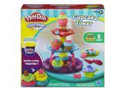 Play-Doh Cupcake Tower