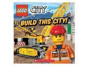 LEGO City: Build Thiis City Book