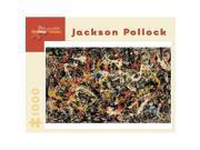 Jackson Pollock - Convergence Puzzle: 1000 Pcs