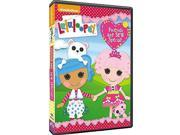 Lalaloopsy: Friends are Sew Special DVD