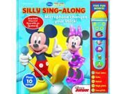Voice Changing Microphone Book - Minnie and Mickey Mouse