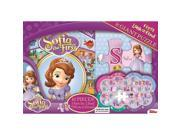 My First Look & Find Book and Shaped Puzzle Disney Jr. - Sofia The First
