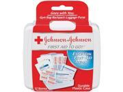 Johnson & Johnson First Aid Mini To Go Kit