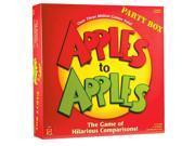 Apples to Apples Party Bo - The Game of Hilarious Comparisons Family Edition