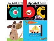 My Best Ever Alphabet Slide and Find Book